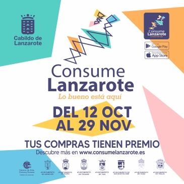 CONSUME LANZAROTE CABILDO DE LANZAROTE